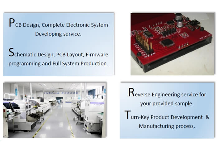ELECTRONIC MANUFACTURING SERVICES - Topwell Spring Development Ltd
