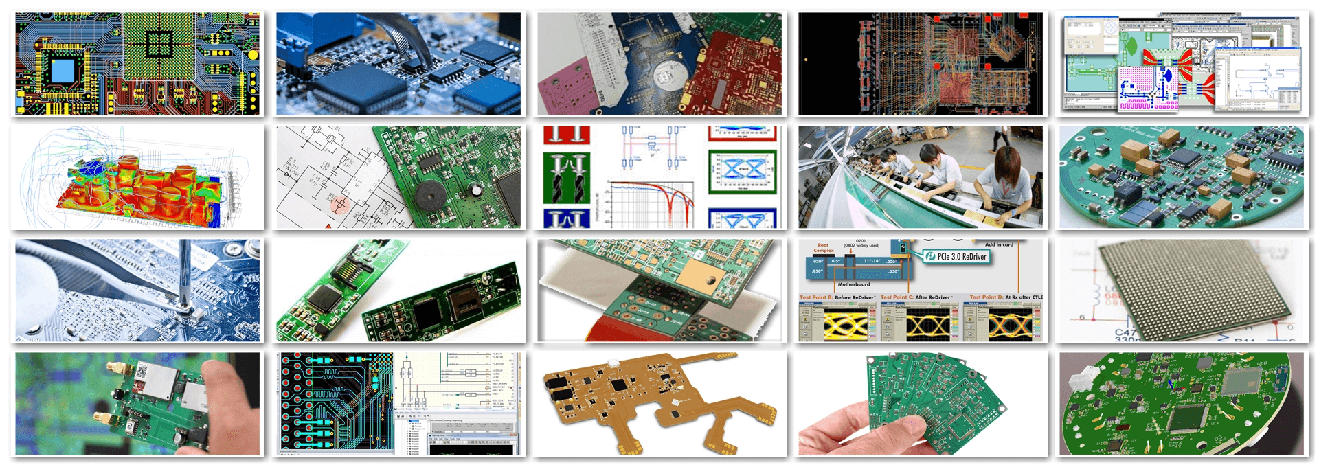 PCB SCHEMATIC - LAYOUT  DESIGN & MANUFACTURING
